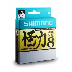 Tresse SHIMANO Kairiki 8...