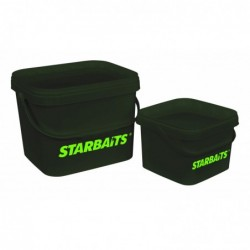 Seaux STARBAITS Square Bucket