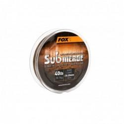 Tresse FOX Submerge Sinking