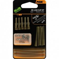 Kit Clip Plomb Zig FOX Zig...