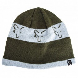 Bonnet FOX Green/Silver