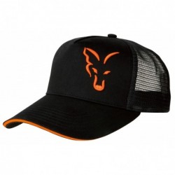 Casquette FOX Black/Orange...