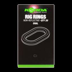 Anneau Oval KORDA Rig Ring...