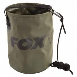 Seau Souple FOX Water Bucket