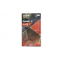 Hameçon NASH Fang X Micro Barb