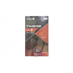 Hameçon NASH Twister Micro...