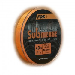 Tresse FOX Submerge Orange...