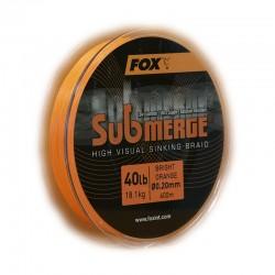Tresse FOX Submerge Orange...