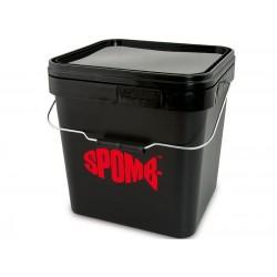 Seau Spomb Square Bucket 17 L